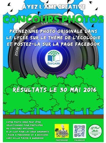 concours photos! éco lycée